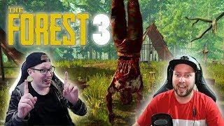 WE GAAN EEN MEGA MUUR BOUWEN! (The Forest #3)
