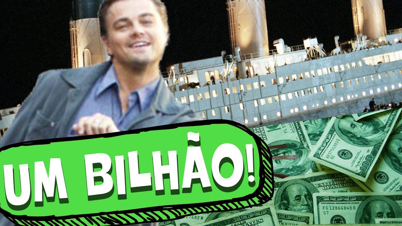 Primeiro filme a ganhar 1 bilhão de dólares