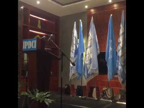 IPDCI Observance to UN International Peace Day, Peace Diplomacy Convention A6