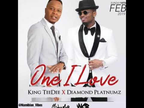 King TeeDee One I love ft Diamond Platnumz ( Official Audio)