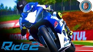 Super gara in Giappone e primo mostro indomabile - Ride 2