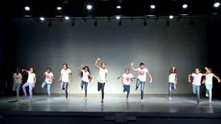 Contemporary hip hop dance Kids Performance Cover Chennai - Natraj Choreographer