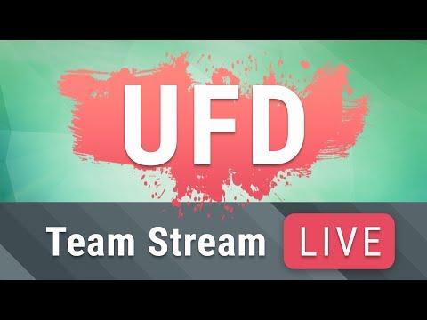 UFD Team Stream - Hot News Live, UFD Rigs, & More!