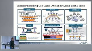 Arista Networks Routing Architecture Transformations with Russell Kelly