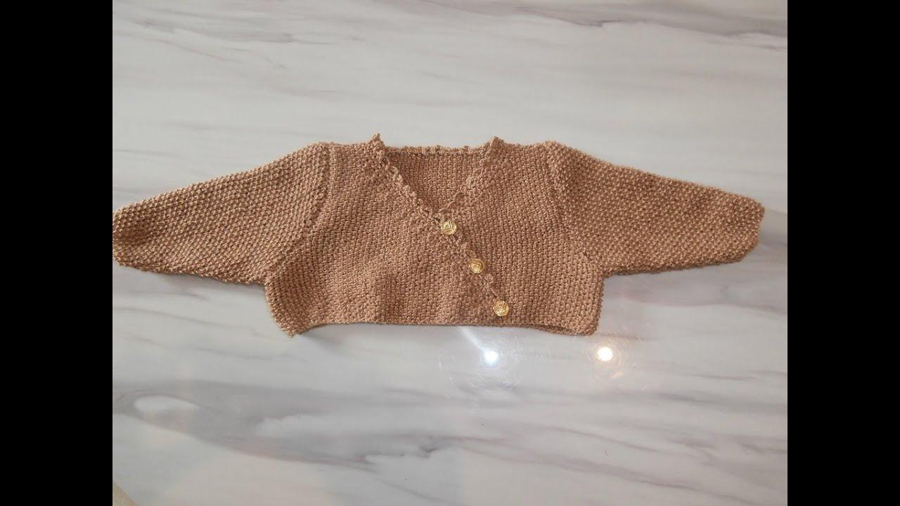 tuto tricot layette cache coeur au point de riz en taille 6 mois expliqu pendant le diaporama. Black Bedroom Furniture Sets. Home Design Ideas
