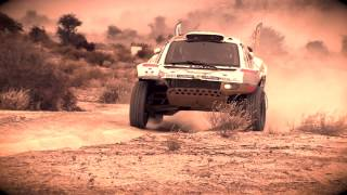 AFRICA ECO RACE 2014 STAGE 9 SUMMARY