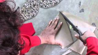 How to Make Petal Sleeves part 1 of 2 hindi