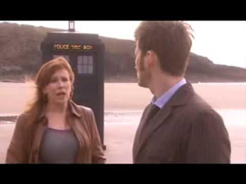 Doctor Who Journeys End Alternate Goodbye Scene