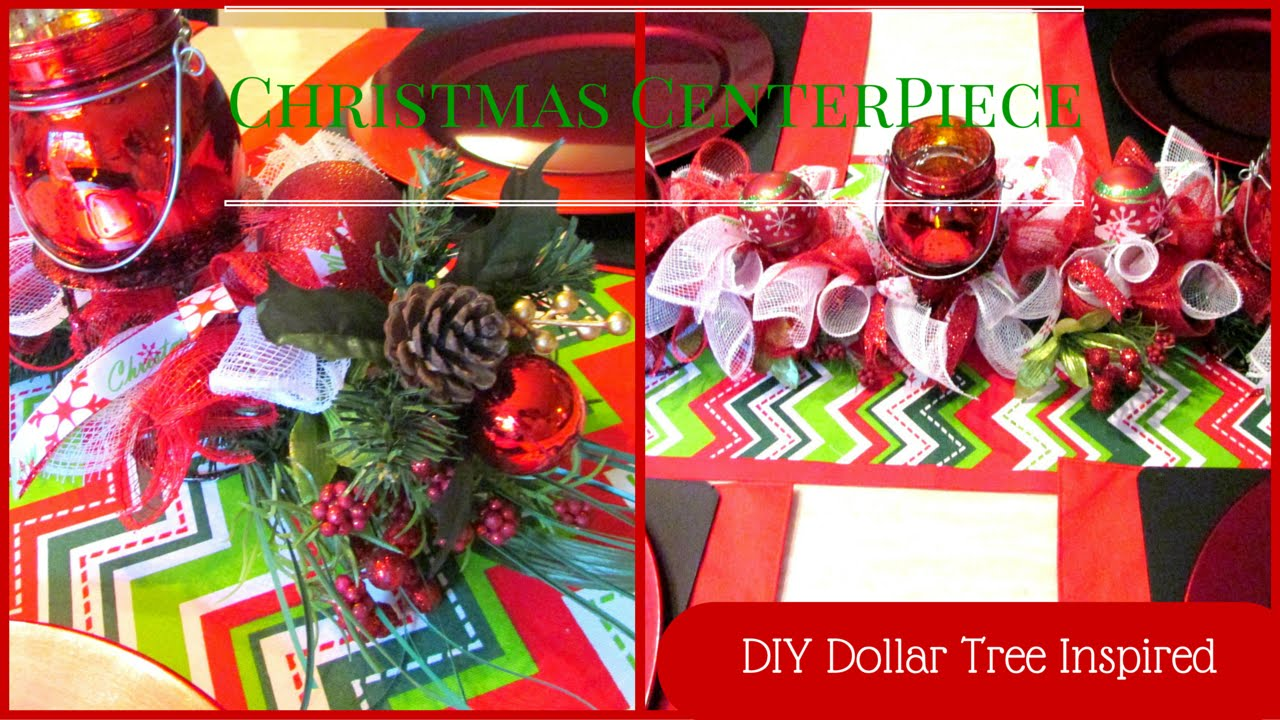 dollar tree christmas centerpieces a merry dollar tree challenge diy christmas 10808