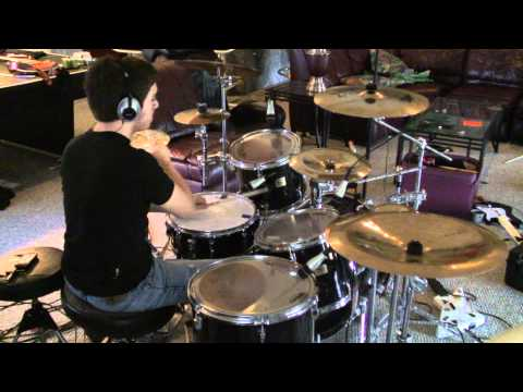 Dance Gavin Dance - Blue Dream (Drum cover) - Vinny Mauro