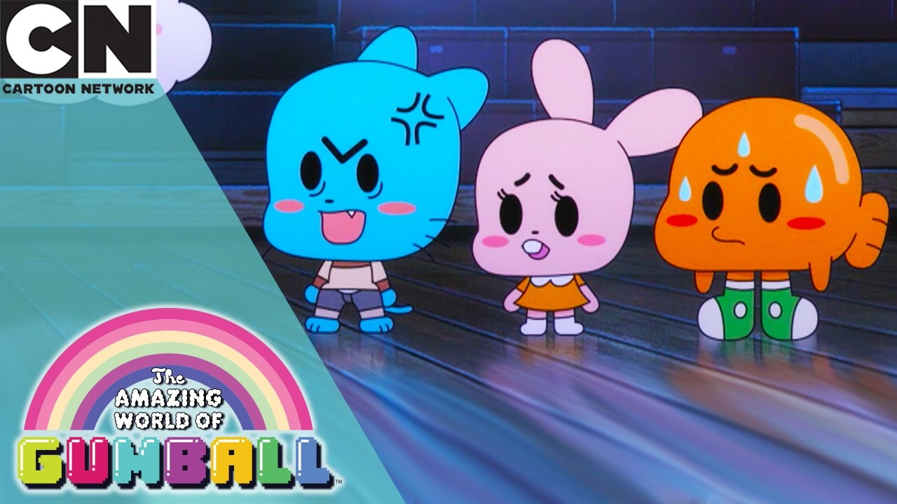 The Amazing World of Gumball | Anime Battle | Cartoon Network