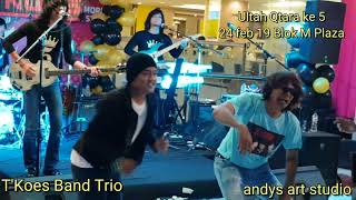 Rock And Roll By T'koes Band Trio