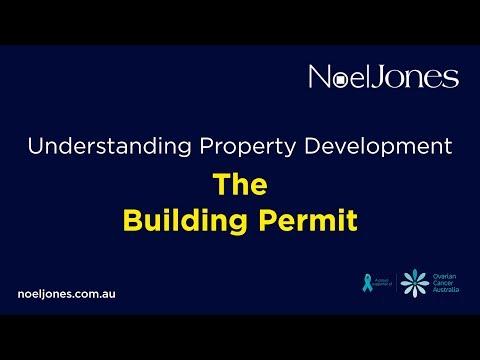 Understanding Property Development - The Building Permit