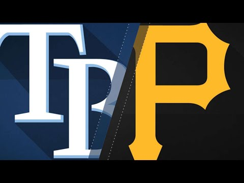6/29/17: Taillon, Pirates blank Rays in 4-0 shutout