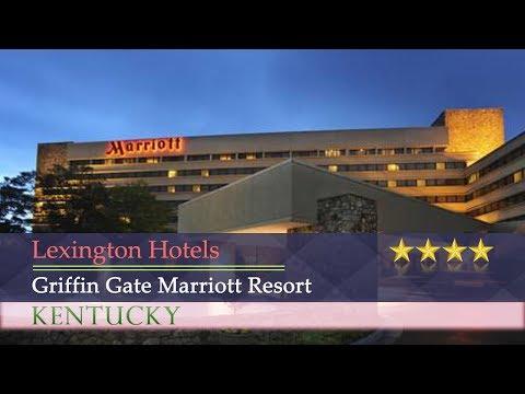 Griffin Gate Marriott Resort - Lexington Hotels, Kentucky
