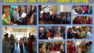 Speed Dating Job Fair [STARS Session 3]
