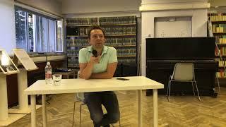 Q&A. Встреча c Егором Апполоновым — автором телеграм-канала «Хемингуэй позвонит»