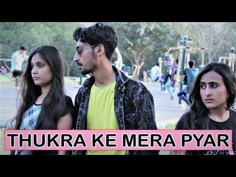 Thukra Ke Mera Pyar || Waqt Sabka Badlta Hai || Inteqam || Make A Changes || Qismat