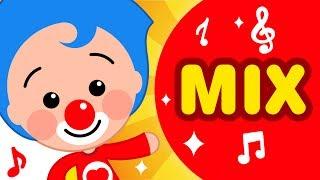 Oi e mais canções infantis - Músicas e Canções para Crianças | O Reino das Crianças