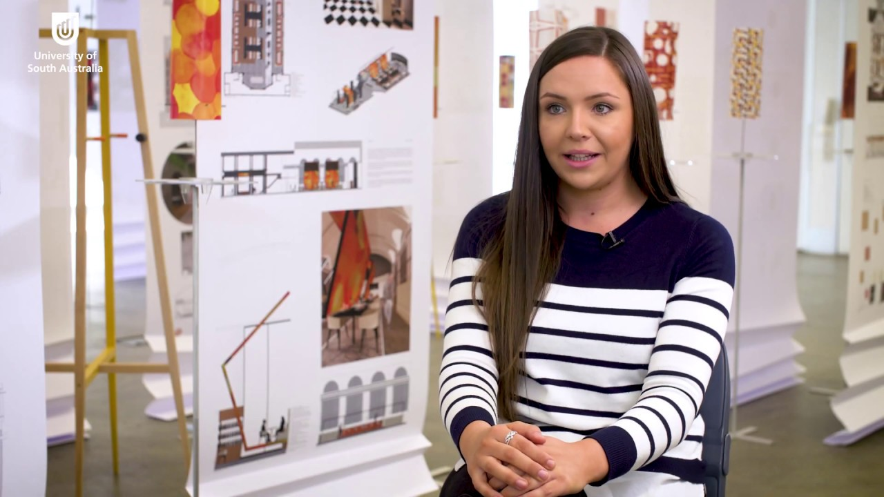 Hear What It Is Like To Study Interior Architecture At Unisa Youtube
