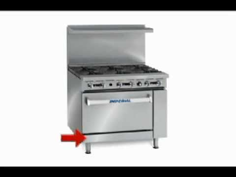 Resaurant Ranges From Imperial, High Quality Restaurant Equipment