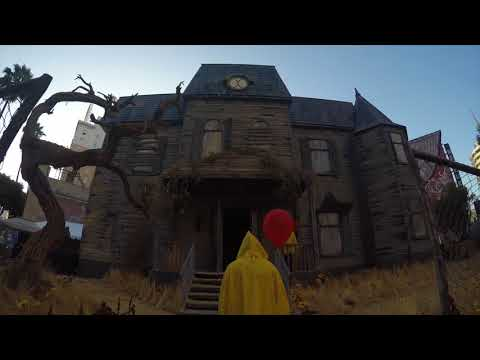 The It Experience: Neibolt House Hollywood