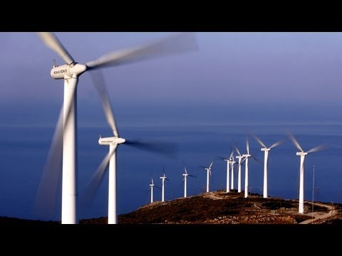 Large Wind Farms Increase Temperatures Near Ground