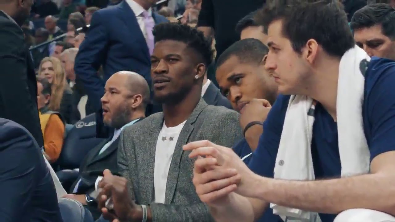Jimmy Butler Doesn T Care About Your Stat Sheets Youtube