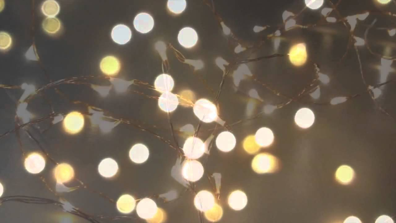 Starry String Lights w/120 Warm White LEDs on 20ft Copper Wire ...