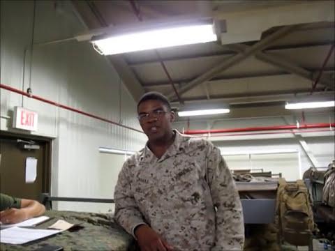 dating a marine veteran