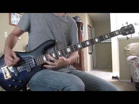 Chevelle - The Red Bass Cover (New Version)