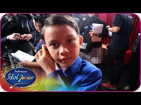 After The Stage - Grand Final - Indonesian Idol Junior