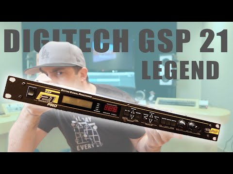 Digitech GSP21 Pro / Legend
