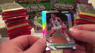 2018-19 Panini Prizm Basketball Blaster Box Break 1
