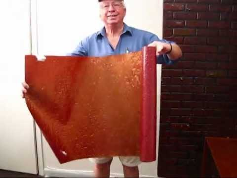 Copper Kitchen and Bathroom Backsplash roll cheap easy and do it yourself