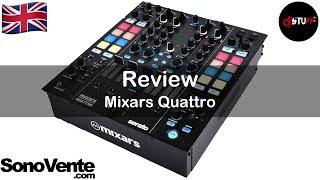 Mixars Quattro review