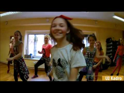 SportaDienis/Burak Yeter - Tuesday ft. Danelle Sandoval/Zumba KIDS
