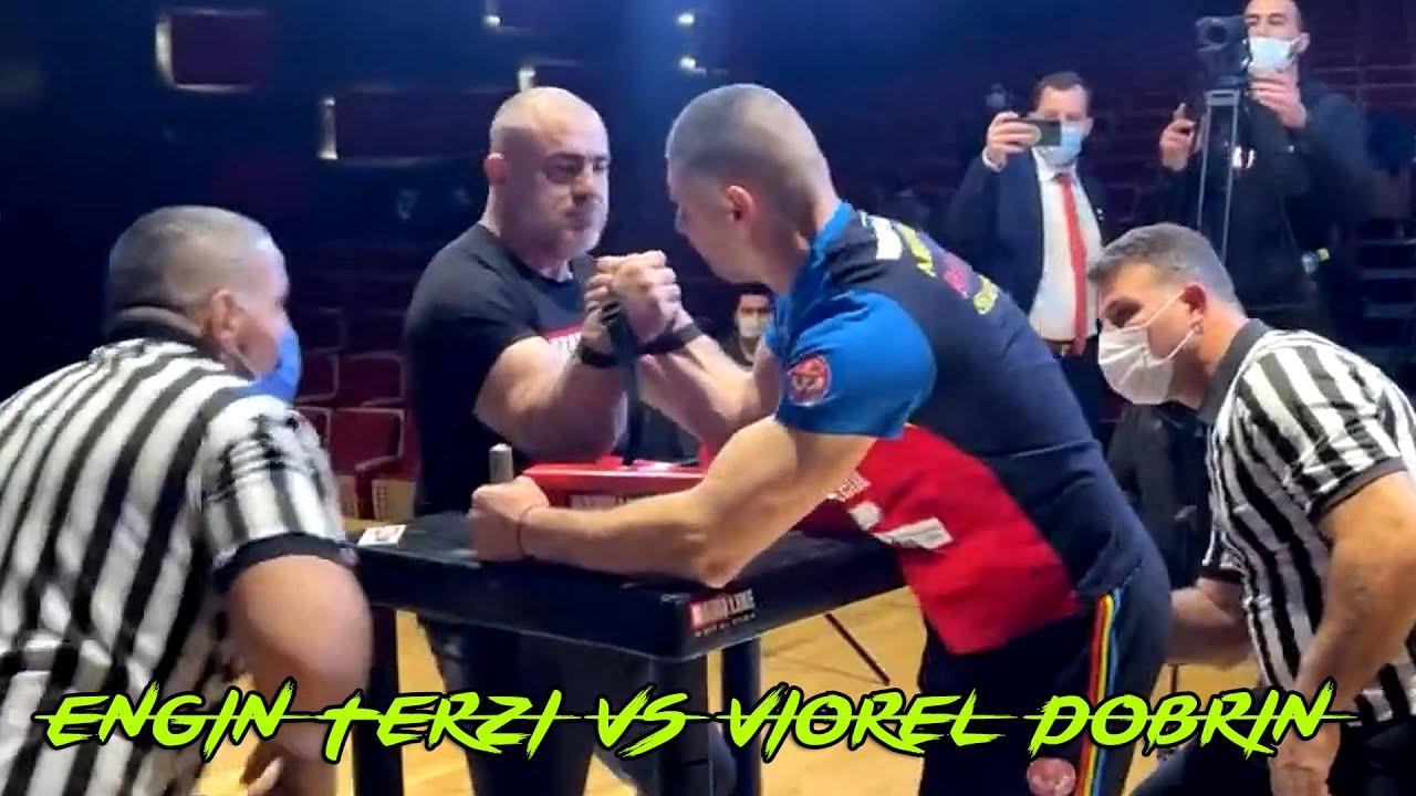 Download WAF Armwrestling Challenge (ENGIN TERZI VS VIOREL DOBRIN)