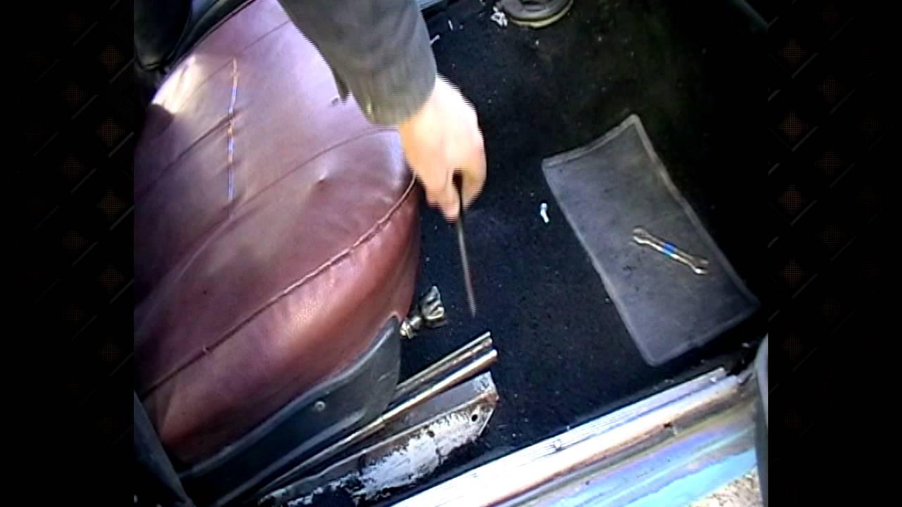 выкройка для чехлов автомобиля 2106