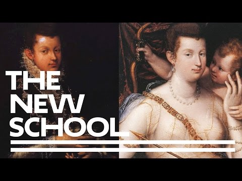 Design and Ostentation: Lavinia Fontana - Immortalizing Morality I The New School