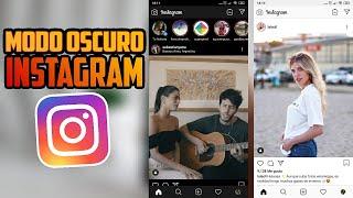 Cómo Activar El Modo Oscuro De Instagram En Android & Ios   ¡que No Te EngaÑen!