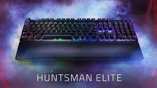 RAZER Huntsman Elite - test bezkompromisowej klawiatury dla graczy - VBT