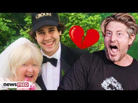 David Dobrik Files For DIVORCE From Friend's Mom!!!