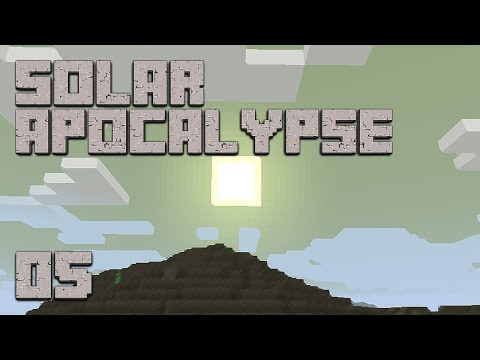 ►Solar Apocalypse: LEARNING QUESTS! | Ep. 5 | Modded Minecraft Survival◄