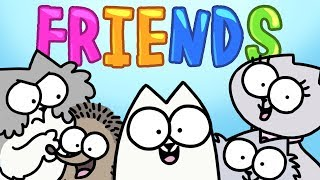 Simon's Cat Pop Time - Guide To Friends!