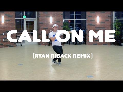 Call  Me Ryan Riback Remix  Starley  Robe Bautista Choreography