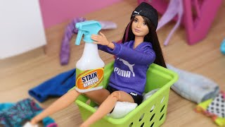 """Life with Barbie Episode 37 - """"Laundry Day"""""""