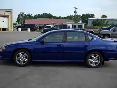 2009 Chevrolet Impala Ss >> 16332 2005 CHEVROLET IMPALA SS SUPER SPORT SUPERCHARGED 3.8 LITER V6 SUNROOF $10,200 - YouTube