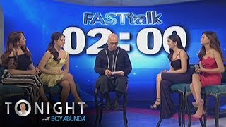 Video TWBA: Fast Talk with Janella Salvador, Jane Oineza, Sofia Andres, and Maris Racal download MP3, 3GP, MP4, WEBM, AVI, FLV September 2017