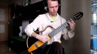 Habanera (composition for classical guitar solo)